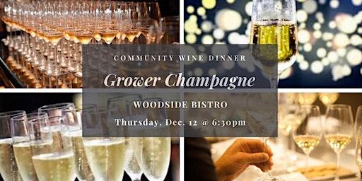 Woodside Community Wine Dinner