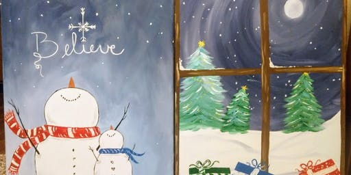 Paint and Sip-choose your painting-paint night