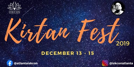 KirtanFest 2019 - Atlanta tickets