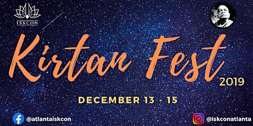 KirtanFest 2019 - Atlanta