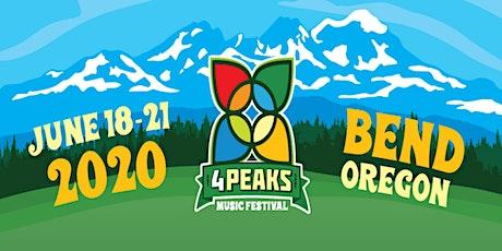 4 Peaks Music Festival 2020 tickets