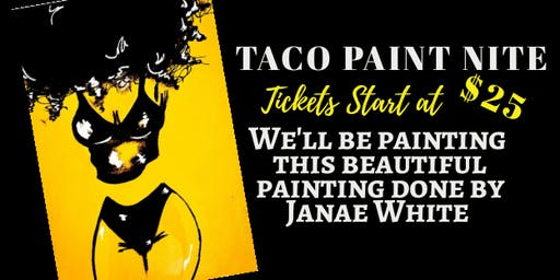 Adult Taco Paint Night