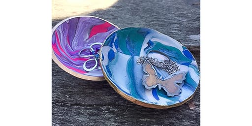 Handcrafted Jewelry Dish Workshop