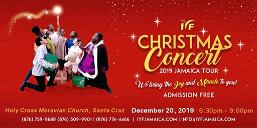 2019 IYF Christmas Concert Tour - Santa Cruz
