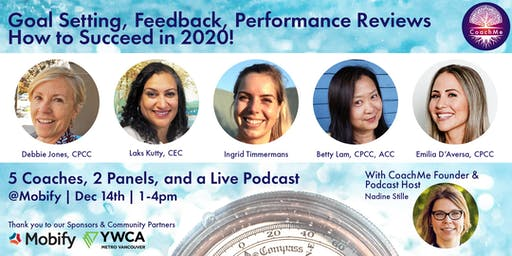 Goal Setting, Feedback, Performance Reviews – How to Succeed in 2020!