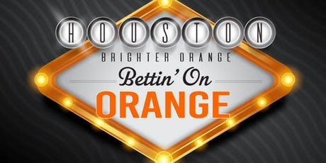 Houston Brighter Orange Gala  2020 tickets