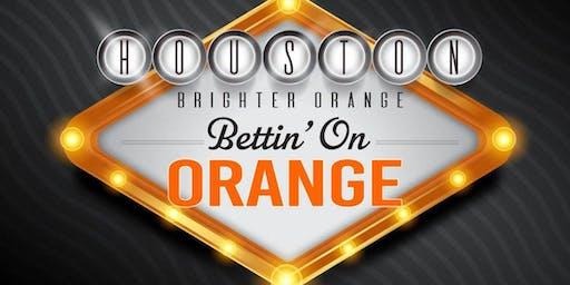 Houston Brighter Orange Gala  2020