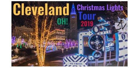 Cleveland Christmas Lights Tour 2019 - Lakewood, OH to Public Square tickets