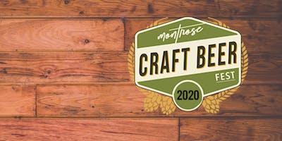 Montrose Craft Beer Fest-2020
