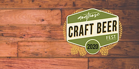 Montrose Craft Beer Fest-2020 tickets