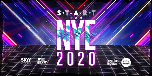 Start Bar NYE 2020 Party