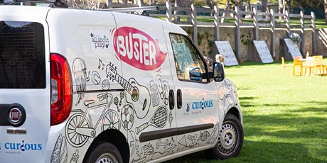 Buster It's All About Play - Friday tickets