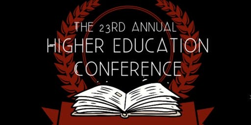 UCLA's 23rd Annual Higher Education Conference