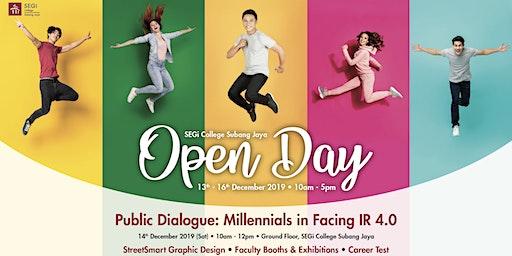 Public Dialogue: Millennials in Facing IR 4.0