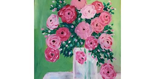 Pink Roses - Statesman Hotel