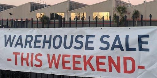 Designer Indoor & Outdoor Furniture Warehouse Sale Up to 80% Off