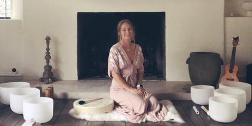 Chakras, Chocolate and Celestial Sounds with Alexa Angel
