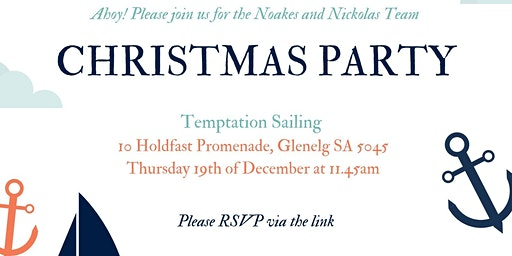 Noakes and Nickolas Christmas Party