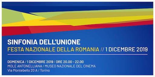 1.12- SIMFONIA UNIRII- Ziua Nationala a Romaniei  - SINFONIA DELL'UNIONE