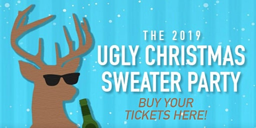 2019 Ugly Christmas Sweater Party