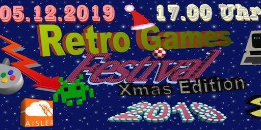 Retrogames Festival X-MAS edition