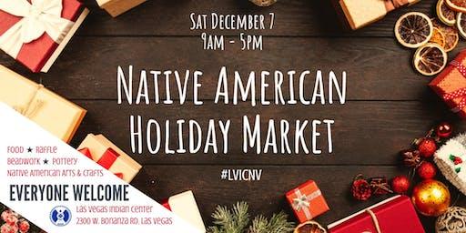 Native American Holiday Market