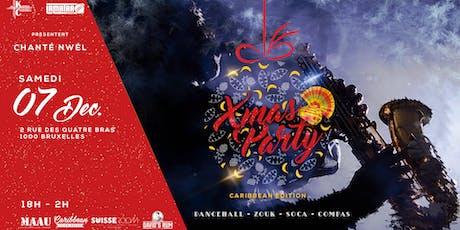 XMAS PARTY - Caribbean Edition billets
