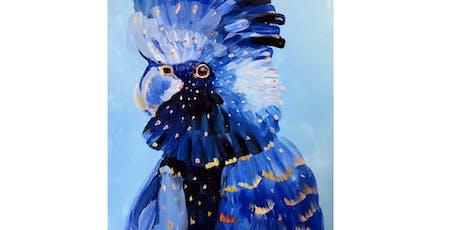 Blue Cockatoo - Statesman Hotel tickets