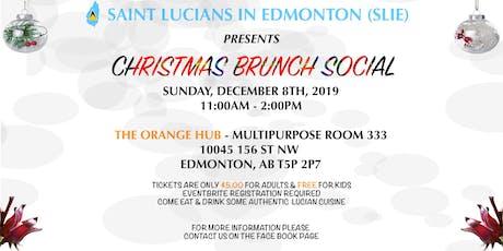 Christmas Brunch Social tickets