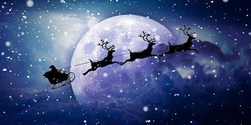 'Santa Versus the Universe' with Tiffany Barton