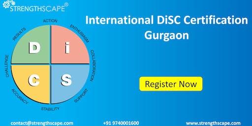DiSC Certification – Gurgaon