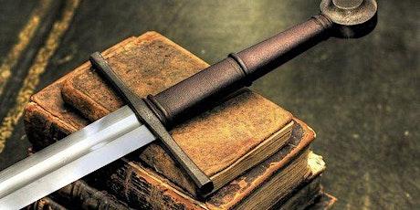 Literary Launch and Swordfighting Salon tickets