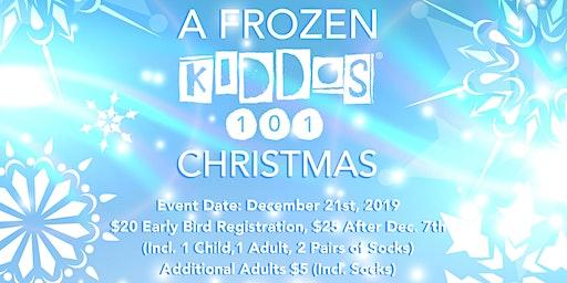 A Frozen Kiddos 101 Christmas
