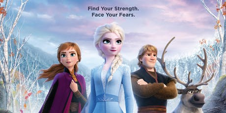 Frozen II: City of Perth Band Movie Afternoon tickets