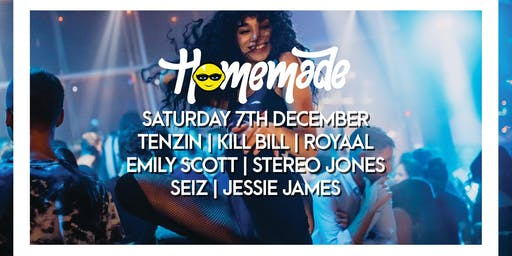Homemade Saturdays - 7th December 2019