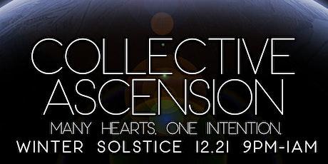 Collective Ascension: Solstice Event w/Bradley Keys, Ben Caron & Psymphonic tickets