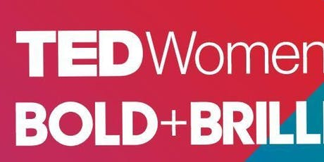 TED Women conference screening tickets