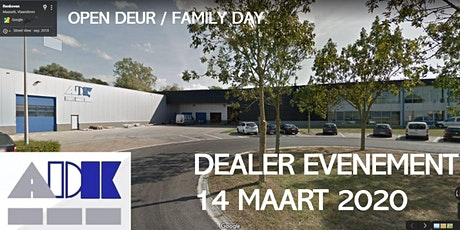 ADK open deur & familiedag tickets