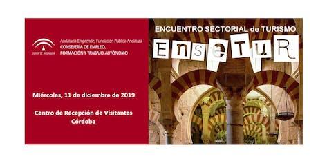 ENSETUR: Encuentro Sectorial de Turismo entradas