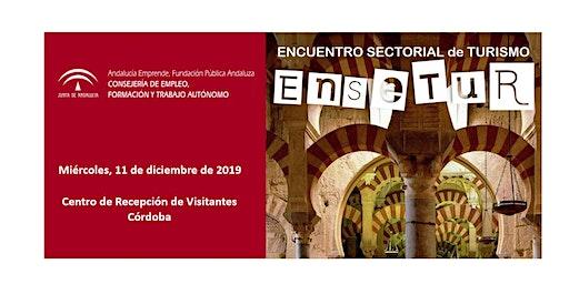 ENSETUR: Encuentro Sectorial de Turismo