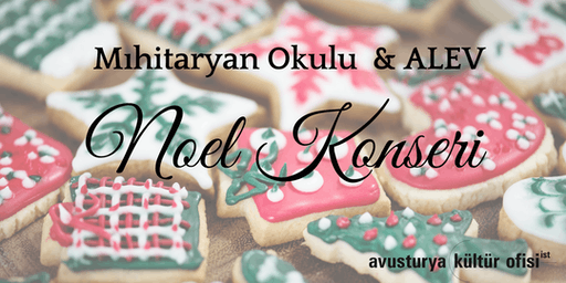 Mıhitaryan Okulu & ALEV Okulları Noel Konseri 2019