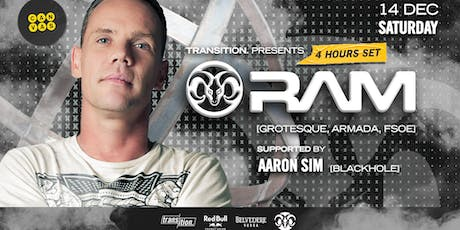 Transition ft RAM tickets