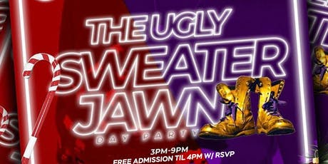 The Ugly Sweater Jawn December 14th 3pm-9pm HOPS Brewerytown tickets