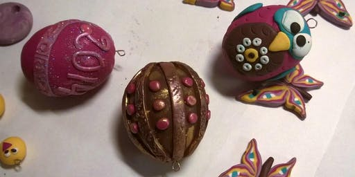 Jewellry & Polymer Clay- Summer Holiday Program @ Campbelltown Library