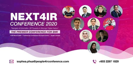 NEXT4IR CONFERENCE 2020 tickets