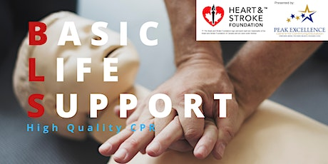 Basic Life Support Heart and Stroke Foundation Course tickets