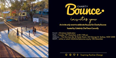 2019 Charity Bounce Celebration tickets