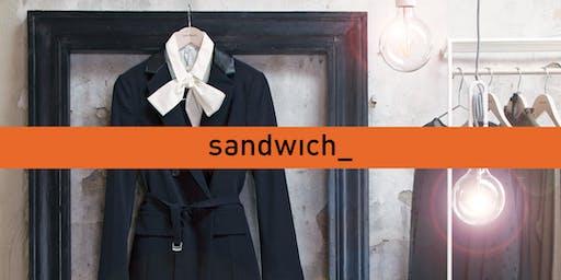 Sandwich  Stock & Sample Sale Christmas Edition