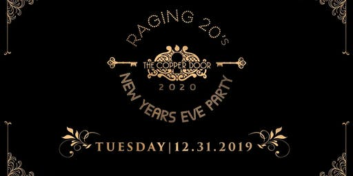 Raging 20's New Years Eve Party