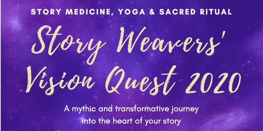 Story Weavers' Vision Quest